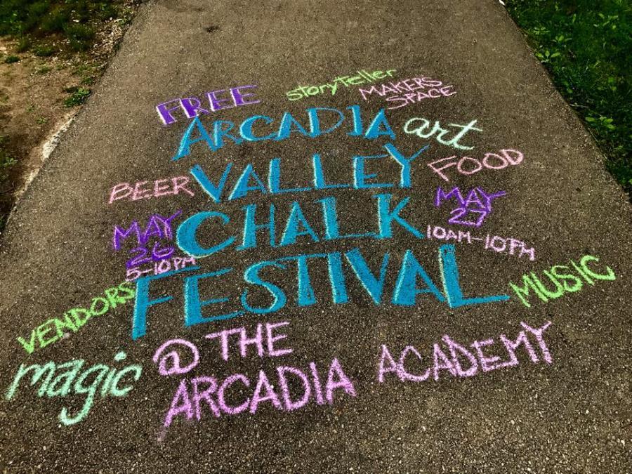 Chalk Festival 2019